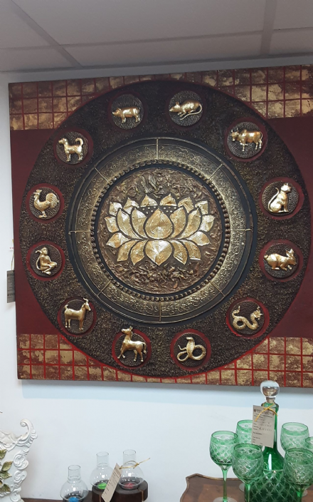 Chinese Zodiac Canvas